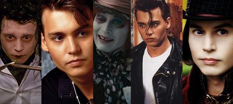Johnny Depps 10 Greatest Characters Fandomania