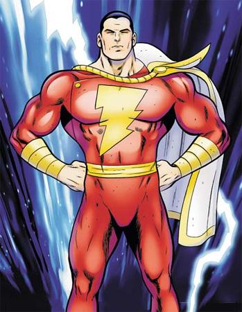 captain marvel boy
