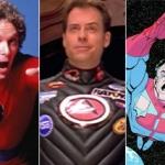 Superheroes Inspired by Superman