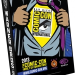 Warner's Comic-Con 2013 Bags Come With… Capes!