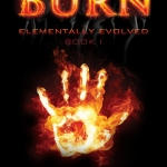 Burn (Elementally Evolved #1) Book Review