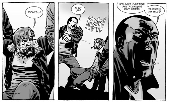 THE WALKING DEAD ISSUE 113 PDF