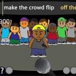 Kickstarter Promotion for 'Rap Battle Showdown' by Dale Chase