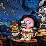 Contest: Win Rat's Wars: A Pearls Before Swine Collection by Stephan Pastis!