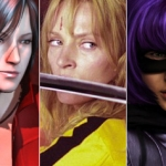 Top 5 Female Assassins