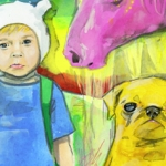 Fan Art Friday: The Art of Lora Zombie