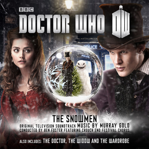 DOCTOR WHO SERIES 7 CHRISTMAS 2012 SPECIAL THE SNOWMEN