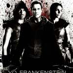 The International Poster for I, Frankenstein Is Unintentionally Funny