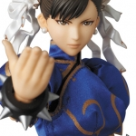 New Street Fighter Chun Li and Cammy Figures Coming from Medicom