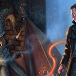 Fan Art Friday: The Dresden Files