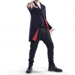 Peter Capaldi's Doctor Who Costume Revealed