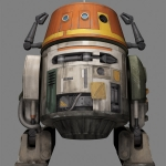Meet Chopper, the Newest Star Wars Droid