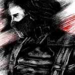 Fan Art Friday: The Winter Soldier