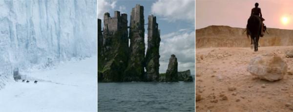 Worst Vacation Spots In Westeros Fandomania