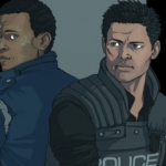 Fan Art Friday: Almost Human