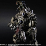 Check Out This Awesome Titanfall Atlas Action Figure
