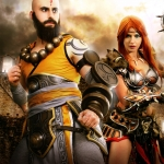 Diablo III's Barbarian and Monk Get Astounding Cosplays