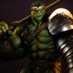 King Hulk Is Exclusive from Sideshow Collectibles