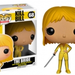 Kill Bill POP! Vinyl Figures are Coming from Funko