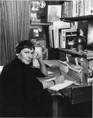 Ursula K. LeGuin