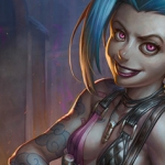 Fan Art Friday: League of Legends: Jinx
