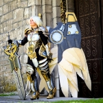Fantastic Leo's Uriel Costume from Darksiders