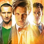 Crushworthy Characters: The Doctor