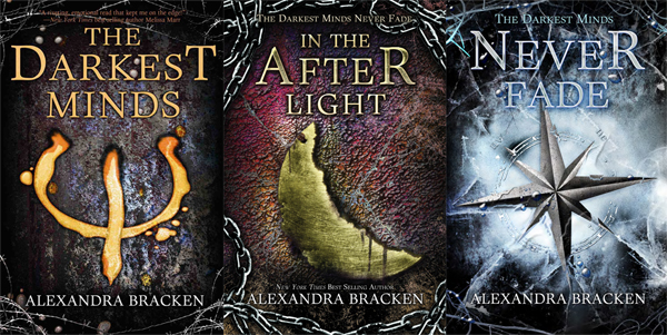 the darkest minds by alexandra bracke When ruby woke up on her tenth birthday, something about her had changed something frightening enough to make her parents lock her in the garage and.