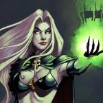 Fan Art Friday: Lady Death