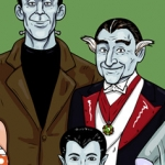 Fan Art Friday: The Munsters