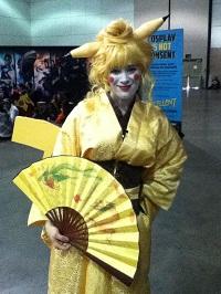 geisha pikachu comikaze