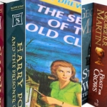 Fandomanual: Books – Top 10 Series
