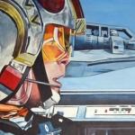 Fan Art Friday: Star Wars – Luke Skywalker