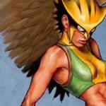 Fan Art Friday: Hawkgirl