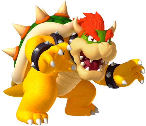 WHAT IF BOWSER IS ACTUALLY A GHOST?!?!