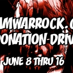 Adam WarRock Donation Drive