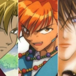 Crushworthy Special: My Top 5 Anime Crushes