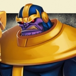 Fan Art Friday: Thanos