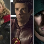 My Top Five Crushworthy Male Superheroes
