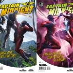 Captain Midnight #17-20 Recap