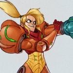 Fan Art Friday: Metroid: Samus Aran
