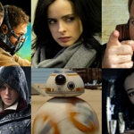 Fandomania Podcast Episode 387: 2015 Year End Wrap-Up
