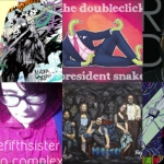 Geek Music Episode 38: Chad's Favorite Albums of 2015