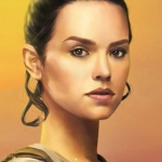 Fan Art Friday: Star Wars – Rey