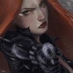 Fan Art Friday: Black Widow 2016
