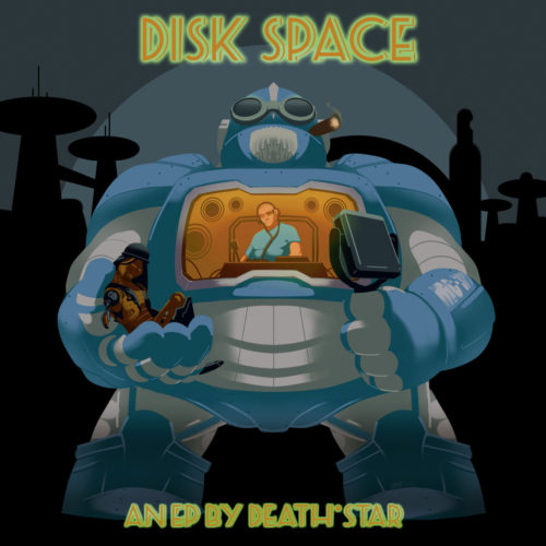 deathstardiskspace