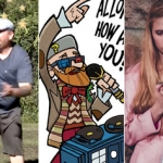 Geek Music and Videos for October 2016 Part One