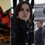 Fandomania's Favorite Movies of 2016