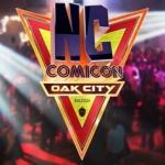 Con Report: NC Comicon Oak City 2017