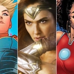 Five Superheroines that Inspire Fans